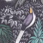 黒田茂樹銅版画展 Bird Land 2020